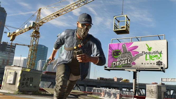 Watch Dogs 2 - dodatek Human Conditions z datą premiery - obrazek 1