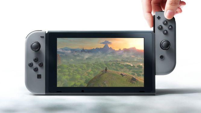 Nintendo Switch - tak wygląda interfejs użytkownika - obrazek 1