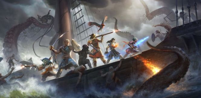 Pillars of Eternity 2: Deadfire - zebrano już ponad 3 mln dolarów - obrazek 1
