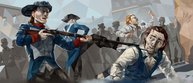 Krakowskie studio Polyslash zapowiada We. the Revolution - obrazek 1