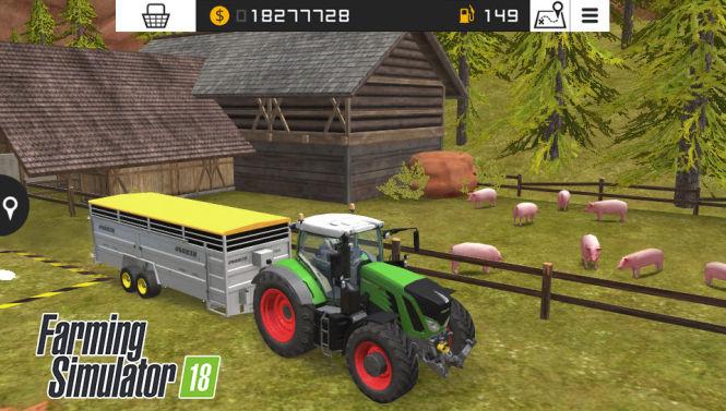 Farming Simulator 18 na nowych screenach - obrazek 1