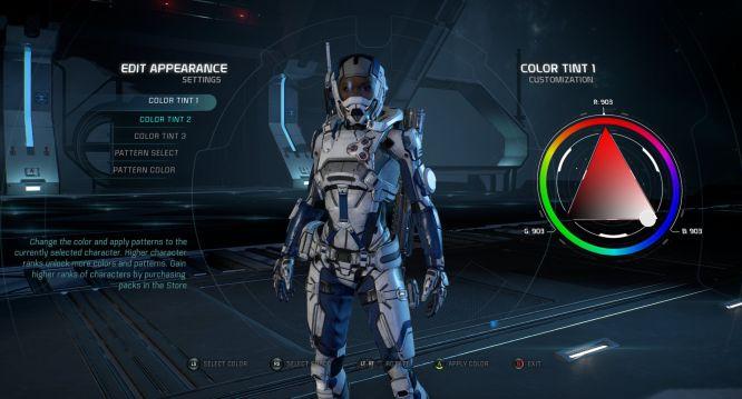 Mass Effect: Andromeda - nowe informacje i screeny z trybu wieloosobowego - obrazek 1