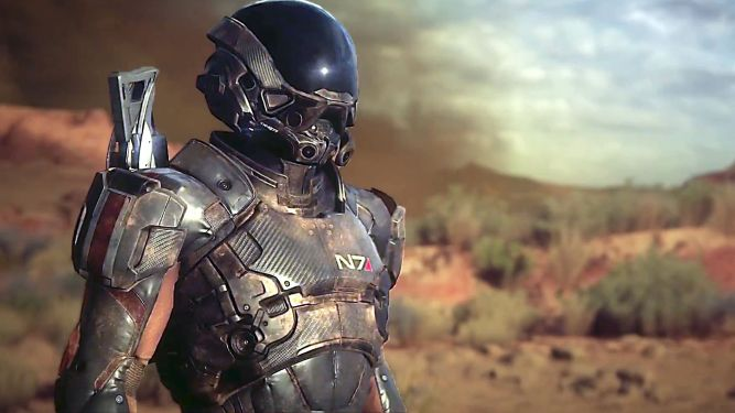 Mass Effect Andromeda - garść informacji o trybie Misje - obrazek 1