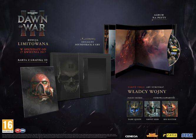 Dawn of War III z datą premiery i edycją limitowaną  - obrazek 2