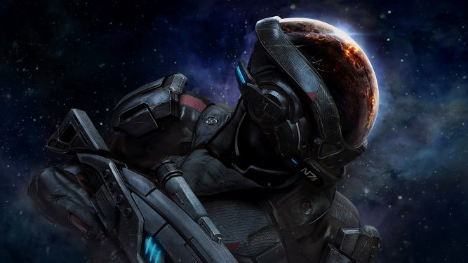 Mass Effect Andromeda - siedem złotych światów w najnowszym trailerze - obrazek 1