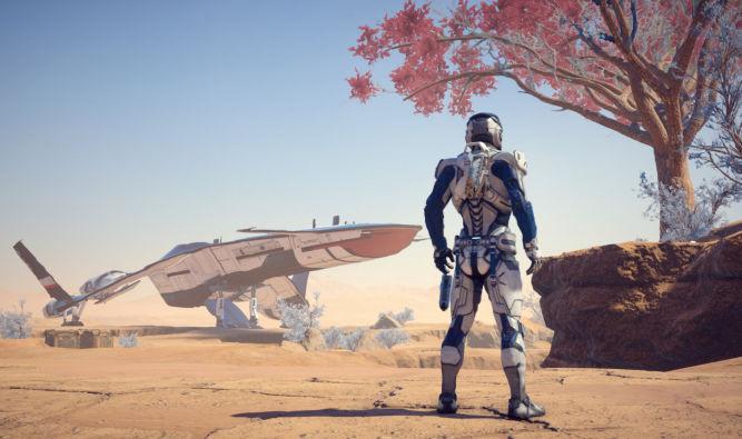 Zwiedź trzy planety w najnowszym zwiastunie Mass Effect Andromeda - obrazek 1