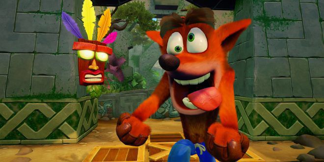 Crash Bandicoot N. Sane Trilogy z nowym gameplayem - obrazek 1