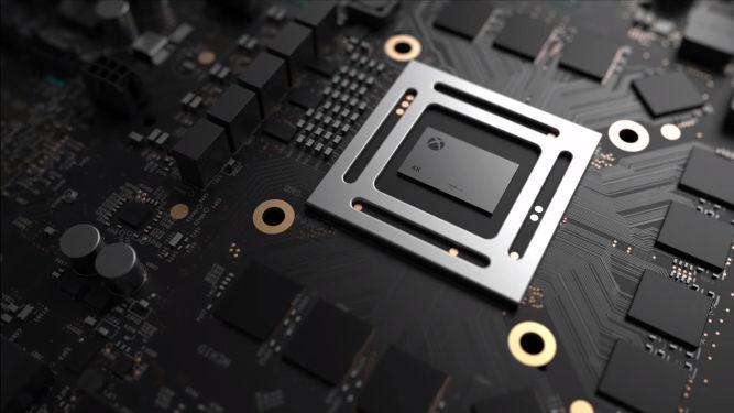 Project Scorpio z własną stroną w sklepie Microsoftu - obrazek 1