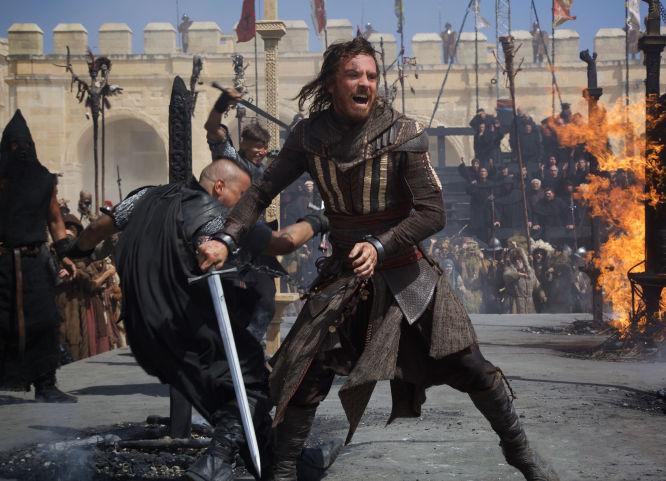 Assassin's Creed - zobacz alternatywne zakończenie filmu - obrazek 1