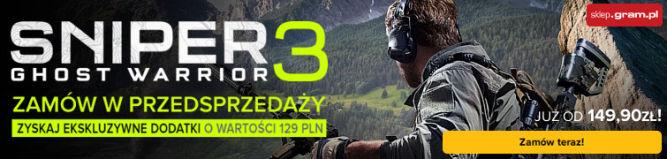 Sklep: Sniper: Ghost Warrior 3 - zamów przed premierą i zgarnij bezpłatnie Season Pass! - obrazek 2