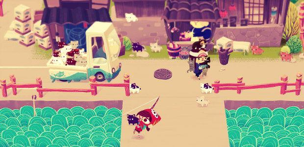 Mineko's Night Market przypadnie do gustu miłośnikom kotów - obrazek 1