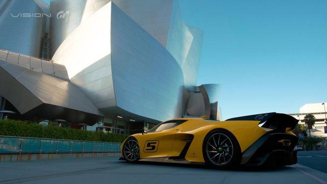 Zamknięta beta Gran Turismo Sport - zobacz wideo z rozgrywki - obrazek 1