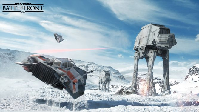 Nowe Star Wars: Battlefront i Need for Speed grywalne na EA Play - obrazek 1