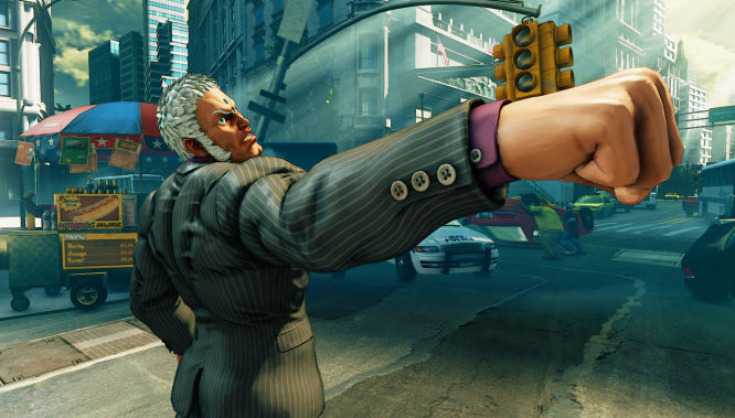 Street Fighter V do przetestowania przez tydzień za darmo - obrazek 1