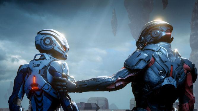 Twórcy Mass Effect: Andromedy rozważali proceduralne tworzenie planet jak w No Man's Sky - obrazek 1