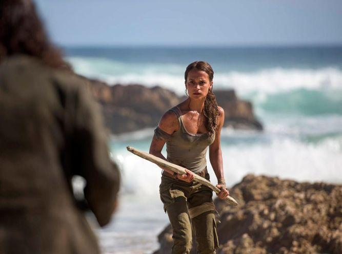 Tomb Raider - Alicia Vikander jako Lara Croft na nowych zdjęciach z planu filmowego - obrazek 2