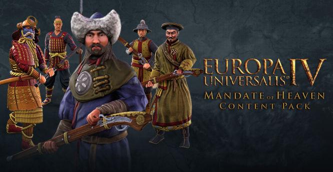 Premiera Europa Universalis IV: Mandate of Heaven już w przyszłym tygodniu - obrazek 1