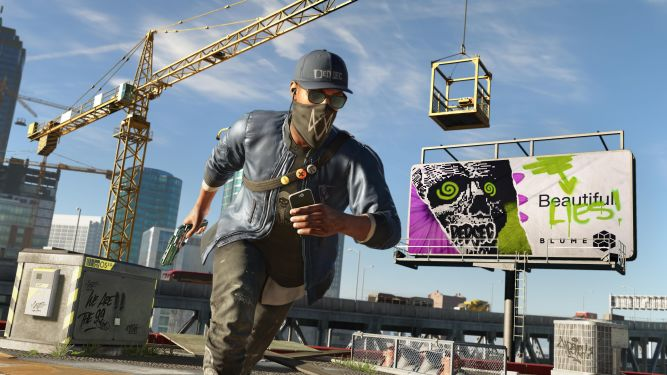 Ubisoft ujawnia plany na rozbudowę Watch Dogs 2 - obrazek 1