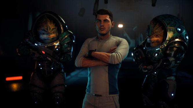 Patch 1.05 do Mass Effect: Andromeda poprawi synchronizację ruchu warg i wygląd oczu postaci - obrazek 1