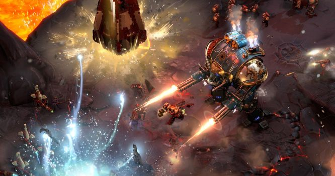 Otwarta beta Warhammer 40,000: Dawn of War III w tym miesiącu! - obrazek 1
