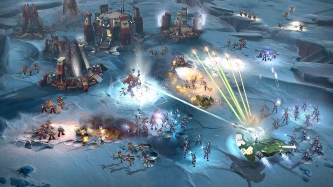 Relic prezentuje multiplayer w Warhammer 40,000: Dawn of War III - obrazek 1