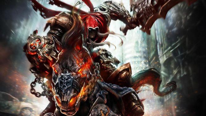 Darksiders: Warmastered Edition z datą premiery na Wii U - obrazek 1