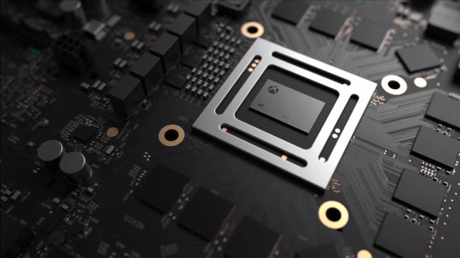 Microsoft ujawni konsolę Project Scorpio na targach E3 - obrazek 1