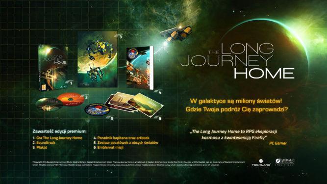 The Long Journey Home ukaże się w maju na PC w bogatszym, pudełkowym wydaniu - obrazek 1