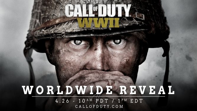 Nowe Call of Duty w realiach II Wojny Światowej potwierdzone! - obrazek 1