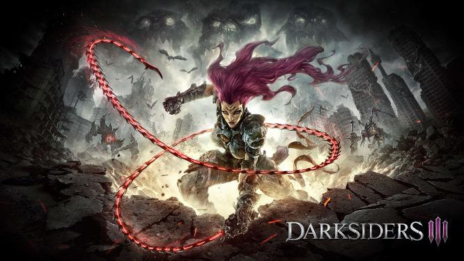 Darksiders III oficjalnie. Zobacz trailer - obrazek 1