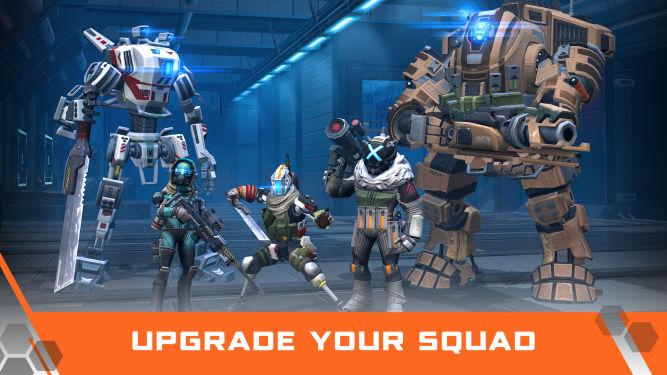 RTS Titanfall Assault zmierza na urządzenia mobilne - obrazek 1