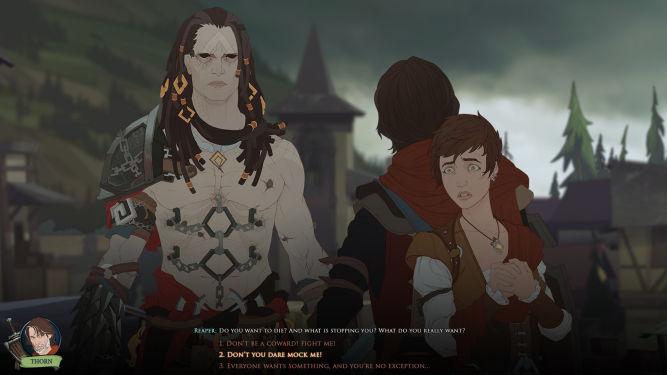 Ash of Gods: Redemption – turowe RPG z elementami roguelike trafiło do Steam Greenlight - obrazek 1