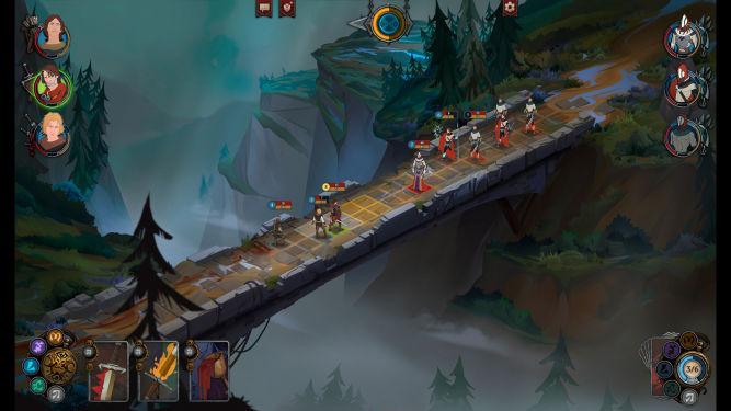 Ash of Gods: Redemption – turowe RPG z elementami roguelike trafiło do Steam Greenlight - obrazek 2