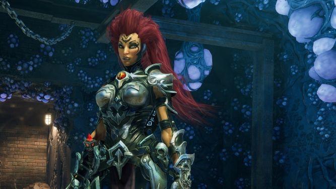 Nowe screeny z Darksiders III pełne Furii - obrazek 1