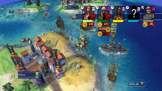 W Civilization Revolution 2 miały być zombie i obcy. Sid Meier wciąż rozważa tę koncepcję! - obrazek 1