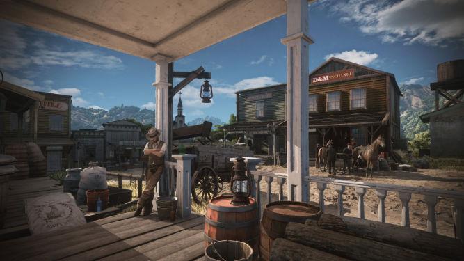 Zapowiedziano Wild West Online - obrazek 1