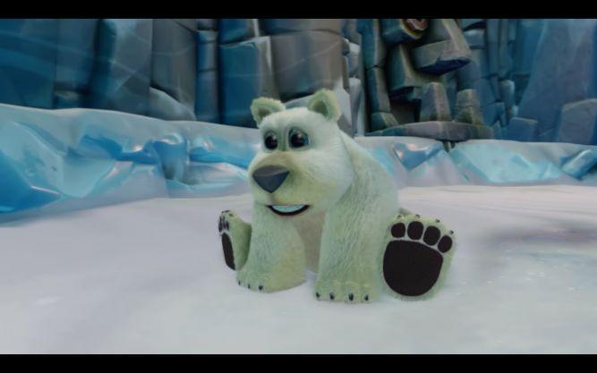 Polar bohaterem najnowszego gameplayu z Crash Bandicoot N. Sane Trilogy - obrazek 1