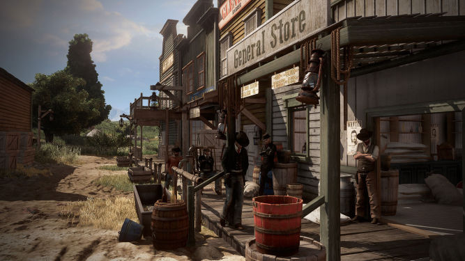 Wild West Online bez zbiórki na Kickstarterze - obrazek 1