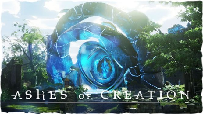 Nowe wideo z Ashes of Creation prezentuje piękny świat gry i efekty świetlne - obrazek 1