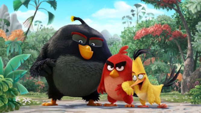 Angry Birds z kolejnym filmem. Premiera za 2 lata - obrazek 1