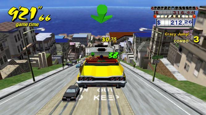 Crazy Taxi darmowe na smartfonach - obrazek 1
