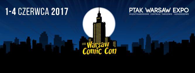 Good Game Warsaw i Warsaw Comic Con 2017 już za tydzień! - obrazek 1