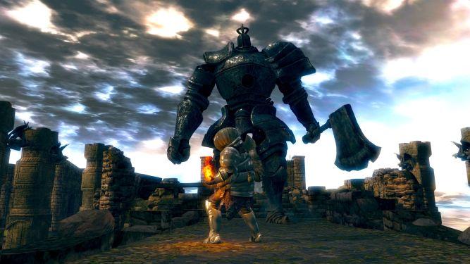 Dark Souls - przeszedł grę z dodatkiem bez jednego trafienia - obrazek 1