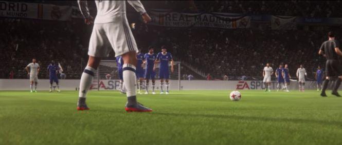 FIFA 18 - data premiery, pierwsze szczegóły, trailer, Cristiano Ronaldo na okładce - obrazek 1