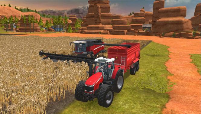 Farming Simulator 18 trafiło na smartfony, tablety i konsole przenośne - obrazek 1