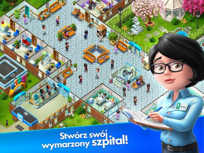 My Hospital - polska gra z wielkimi sukcesami - obrazek 1