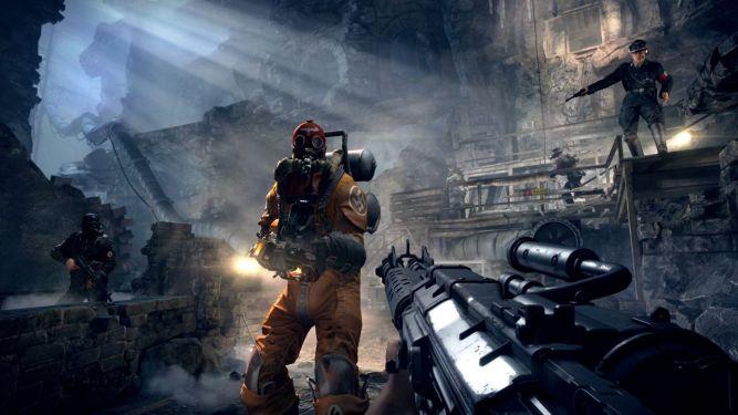 Wolfenstein 2: The New Colossus ukaże sie w październiku? - obrazek 1