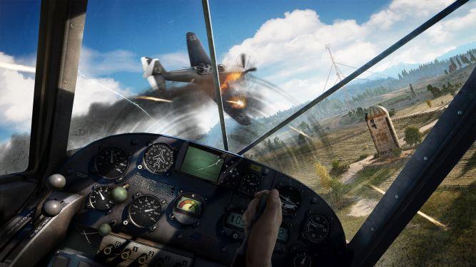 E3 2017: w Far Cry 5 pies przechwyci broń od nieprzyjaciela! Zobacz nowe wideo - obrazek 1