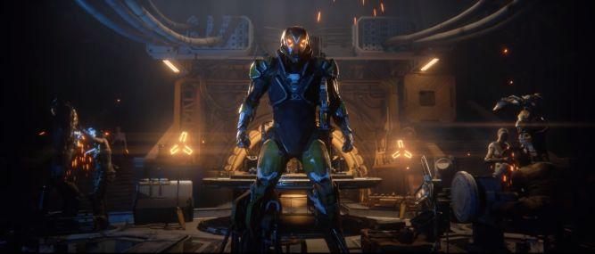 E3 2017: Anthem w szczegółach. Kampania, świat, postacie... i skąd pomysł na taki tytuł - obrazek 1