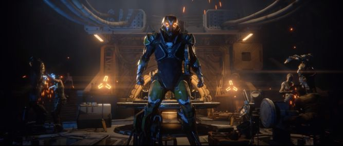 Nad Anthem pracuje scenarzysta Mass Effect 1 i 2 - obrazek 1
